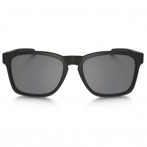 Oakley CATALYST Matte Black Black Iridium Polarized Sunglasses