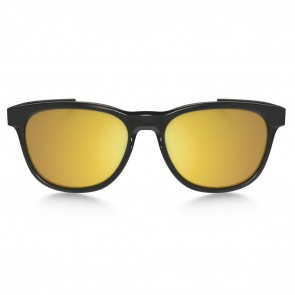 Oakley STRINGER Polished Black 24k Iridium Sunglasses
