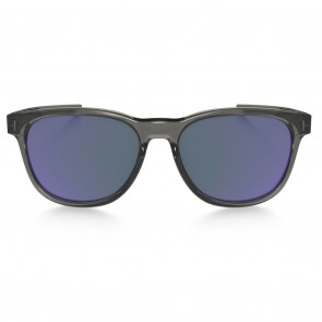 Oakley STRINGER Grey Smoke Violet Iridium Sunglasses