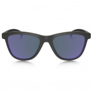 Oakley MOONLIGHTER Matte Black Violet Gradient Polarized Sunglasses