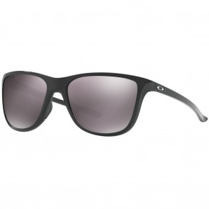 Oakley REVERIE Polished Black Prizm Daily Polarized Sunglasses