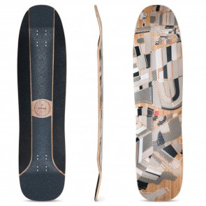 Loaded Overland Longboard Deck Only