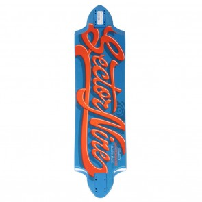 "Sector 9 Rocker (9.5"" x 35.5"") Longboard Deck"