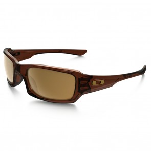Oakley FIVES SQUARED Polished Rootbeer  Dark Bronze sunglasses-OO9238-07