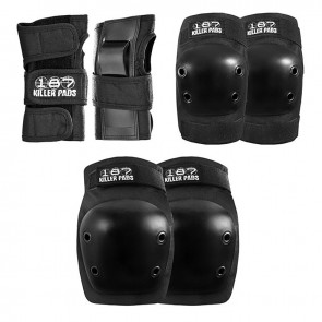 187 Killer Pads Set
