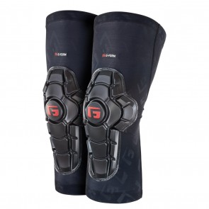 G-Form Pro-X2 Knee Pads - Black / Black