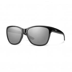 Smith RAMONA Black Grey Polarized Sunglasses