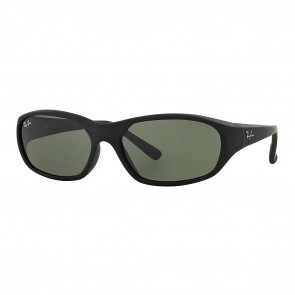 Ray-Ban RB2016 DADDY-O II 59mm Black / Green Classic G-15 Sunglasses