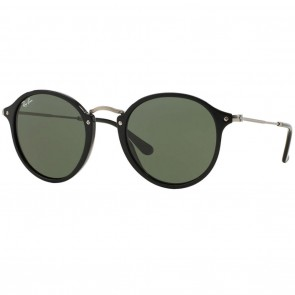 Ray-Ban RB2447 49mm Black Silver Green Classic G-15 Sunglasses
