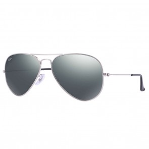 Ray-Ban RB3025 AVIATOR MIRROR Sunglasses - Silver Silver Mirror