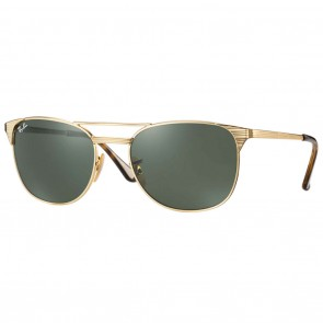 Ray-Ban SIGNET 58mm Gold Green Classic G-15 Sunglasses