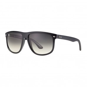 Ray-Ban RB4147 60mm Black Light Grey Gradient Sunglasses