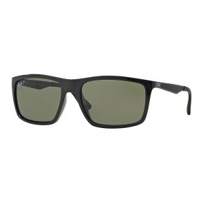 Ray-Ban RB4228 58mm Black w/ Polarized Green Classic G-15 Sunglasses