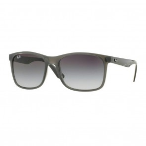 Ray-Ban RB4232 57mm Sunglasses in Grey w/ Grey Gradient