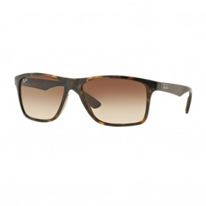 Ray-Ban RB4234 58mm Sunglasses in Tortoise Brown w/ Brown Gradient