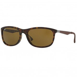 Ray-Ban RB4267F Sunglasses 59mm Havana Brown
