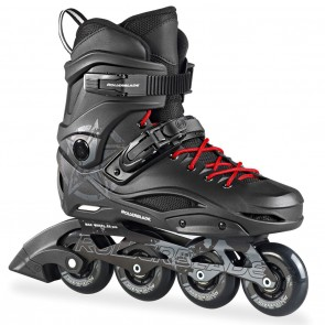 Rollerblade RB 80 Inline Skates in Black and White