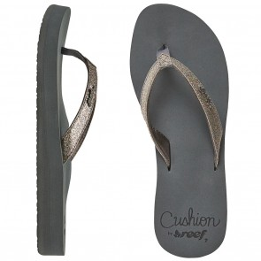 Reef Star Cushion Grey / Multicolor Womens Sandals