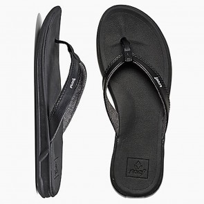 Reef Rover Catch Womens Sandals - Black