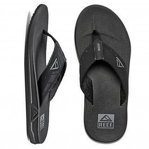 Reef Phantoms Black Mens Sandals
