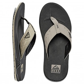 Reef Phantoms Mens Sandals - Black / Tan