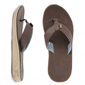 Reef Rover SL Mens Sandals - Dark Brown