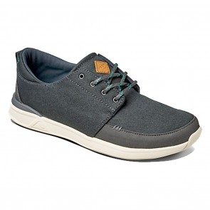 Reef Rover Low Black Shoes