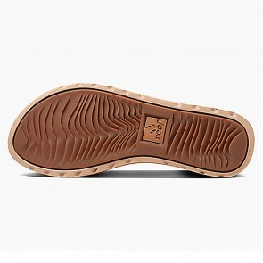 Reef Voyage LE Womens Sandals - Saddle