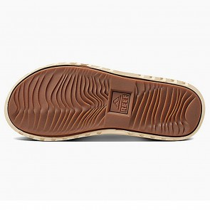 Reef Voyage LE Mens Sandals - Bronze Brown
