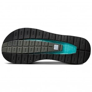 Reef Boster Mens Sandals - Charcoal / Blue