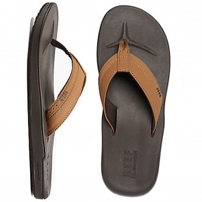 Reef Contoured Cushion Mens Sandals - Brown