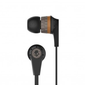 Skullcandy Ink'd 2.0 Headphones w/ Mic1 Black / Tan / Black