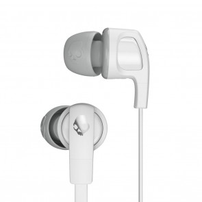 Skullcandy Smokin Buds 2 Wireless w/ Mic2 White / Chrome Headphones