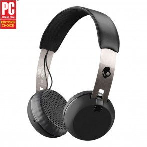 Skullcandy Grind BT Wireless Headphones Black / Chrome / Black
