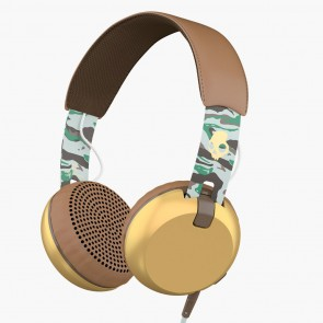 Skullcandy Grind Scout Camo / Brown / Gold Headphones