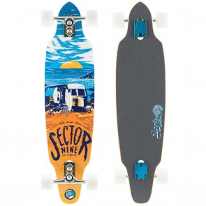 Sector 9 Tempest Longboard Complete.