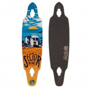Sector 9 Tempest Longboard Deck Only