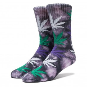 HUF PLANTLIFE STRAINS Crew Sock - White Widow