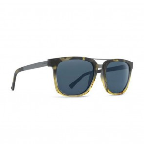 VonZipper PLIMPTON Black Tortoise Fade Buff with Black Satin Navy Sunglasses
