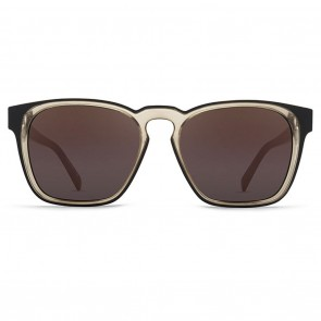 VonZipper LEVEE Black Gloss Aged Crystal Brown Gradient Sunglasses