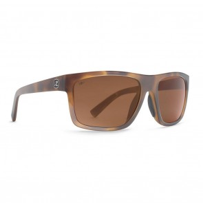 VonZipper SPEEDTUCK Tortoise Gloss / Bronze Poly Polarized Sunglasses