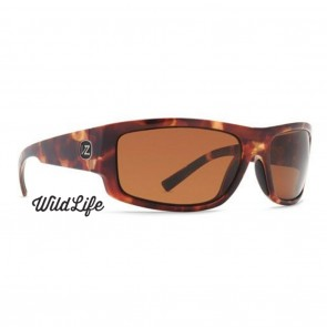 VonZipper SEMI Tobacco Tortoise / Wildlife Bronze Polarized Sunglasses