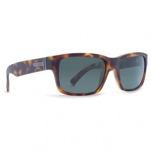 Von Zipper FULTON Sunglasses Demi Tort Satin / Gry