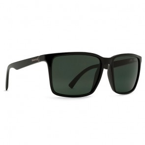 Von Zipper LESMORE Black Gloss / Vintage Grey Sunglasses