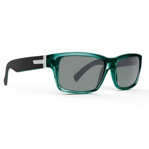 VonZipper FULTON Green Black Crystal / Grey Sunglasses