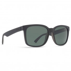 VonZipper HOWL Black Satin / Grey Sunglasses