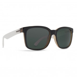 VonZipper HOWL Black Buff White / Grey Sunglasses