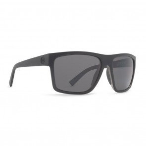VonZipper DIPSTICK Black Satin / Grey Sunglasses