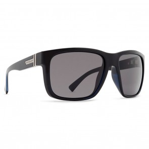 VonZipper MAXIS Black Vintage Grey Sunglasses