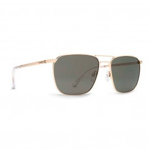 VonZipper LEAGUE Sunglasses in Gold with Vintage Grey